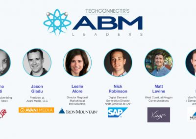 ABM Webinar: Revenue Attribution & Business Leader Communication