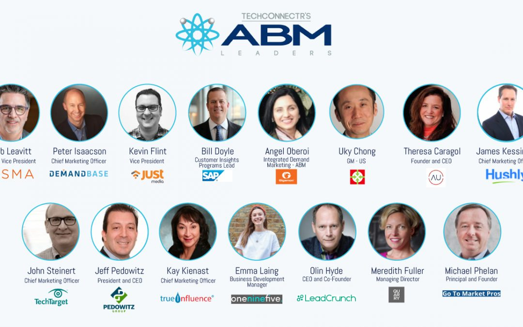 ABM Leaders Collaborative Discussion- 6-month Retrospective – Marketing During a Pandemic Crisis